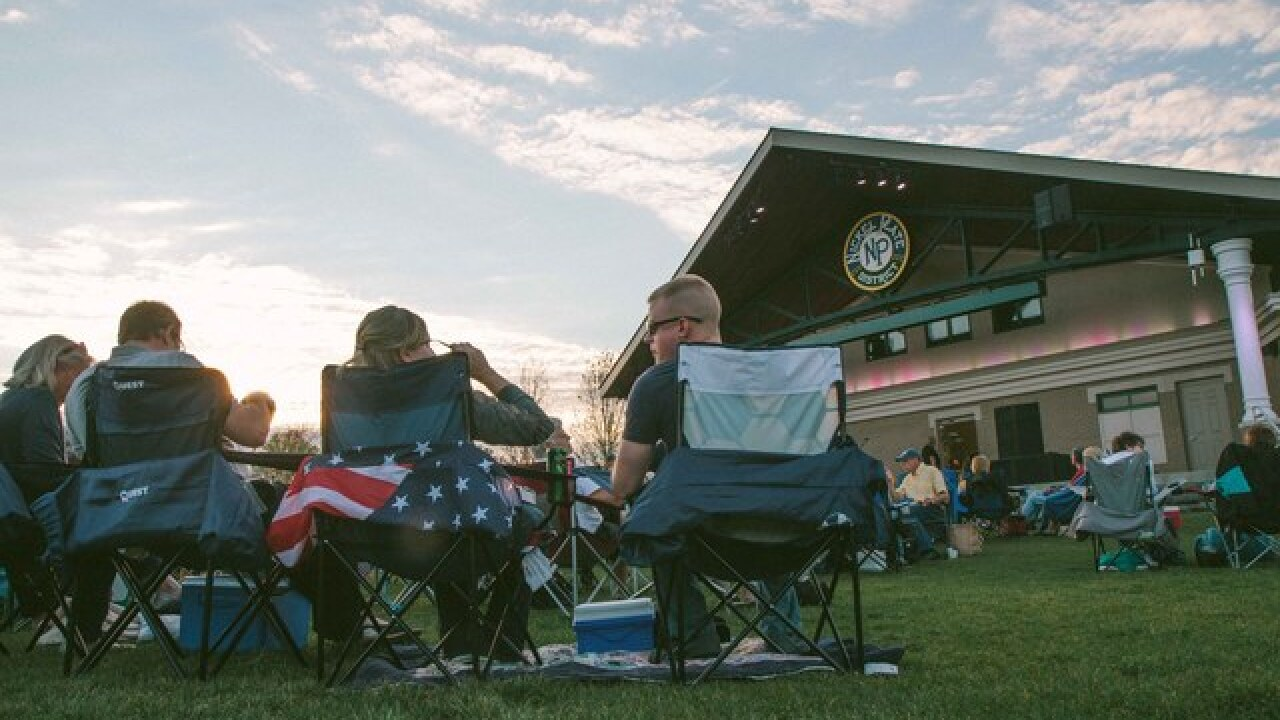 Improvements ahead for Fishers' Nickel Plate Amphitheater