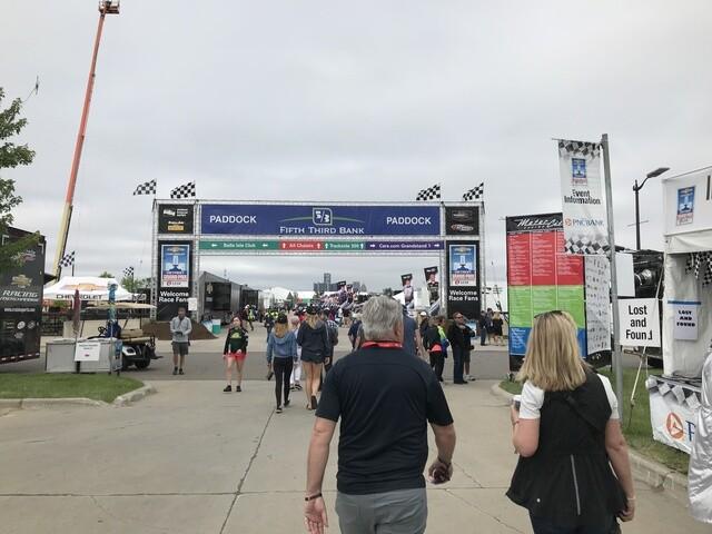 Photo gallery: Saturday at the Detroit Grand Prix