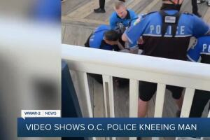 Vaping violation leads to violent confrontation with Ocean City Police