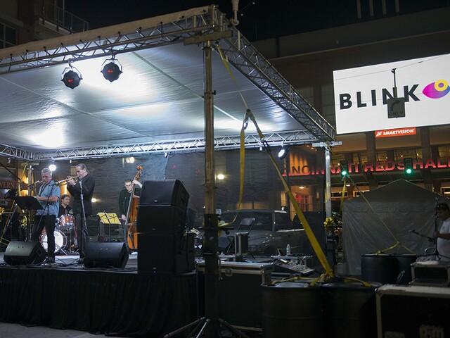 BLINK Backstage Block Party
