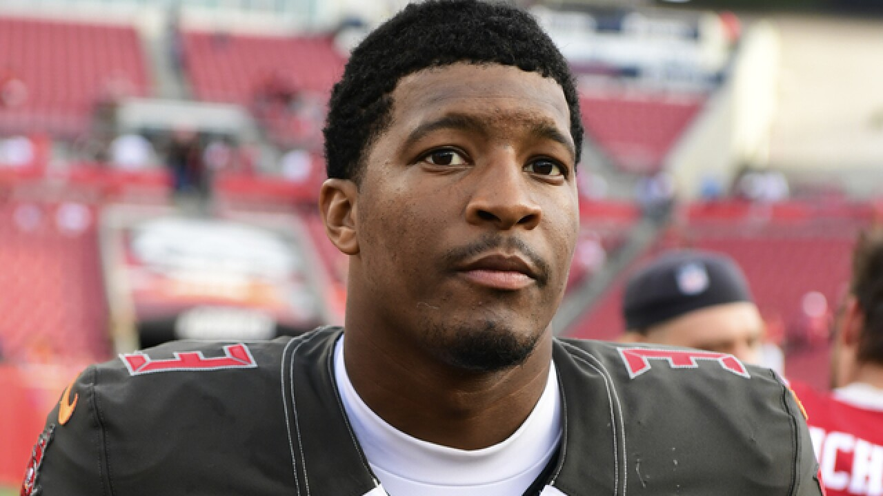 Bucs QB Jameis Winston and Uber driver reportedly reach settlement
