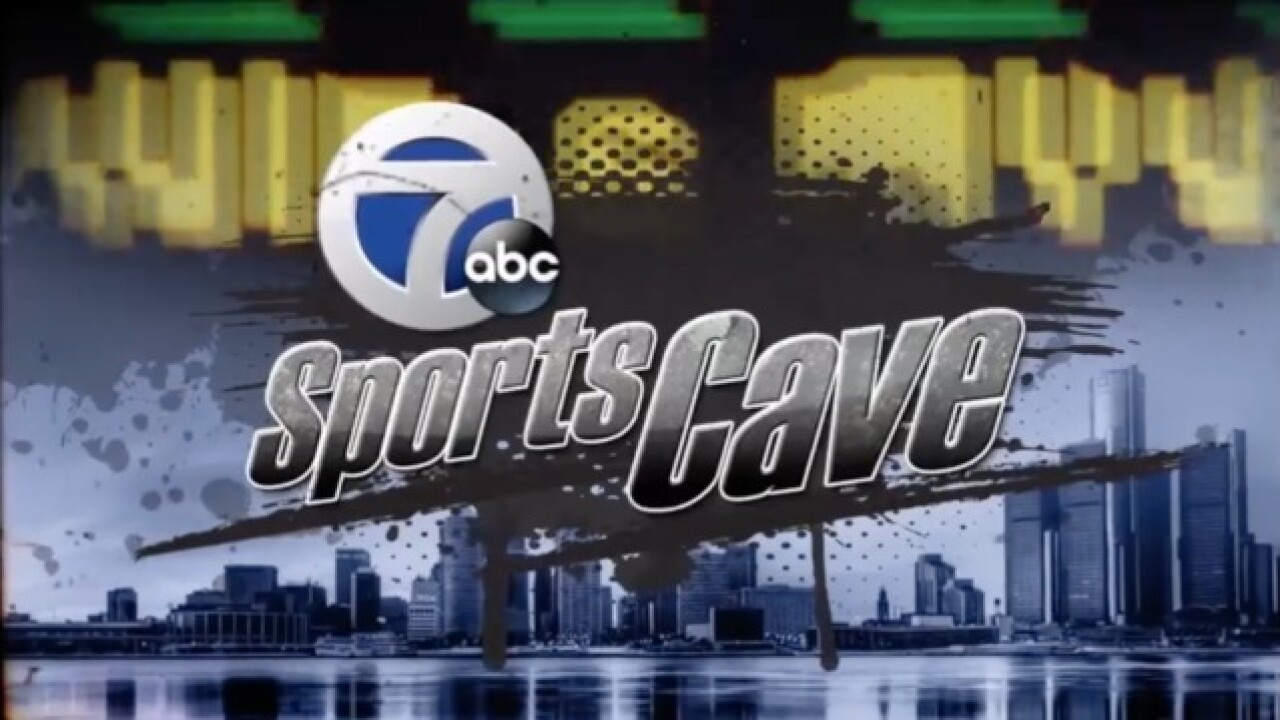 WATCH: 7 Sports Cave - September 17th