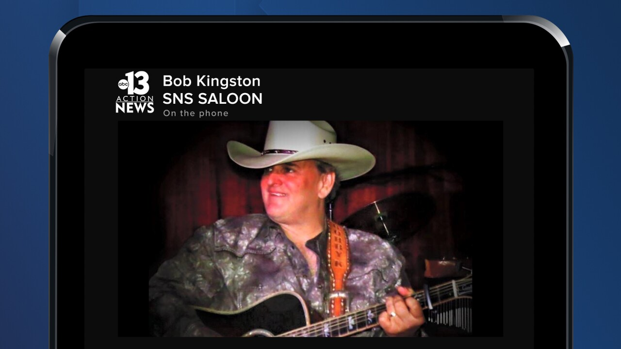 Bob Kingston on the phone.jpg