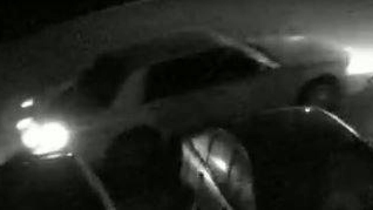 York-Poquoson police searching for stolen car suspect