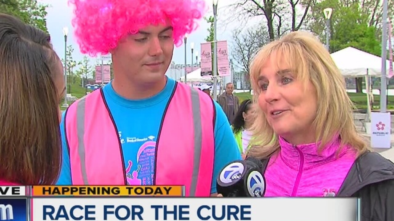 Detroit Race For the Cure