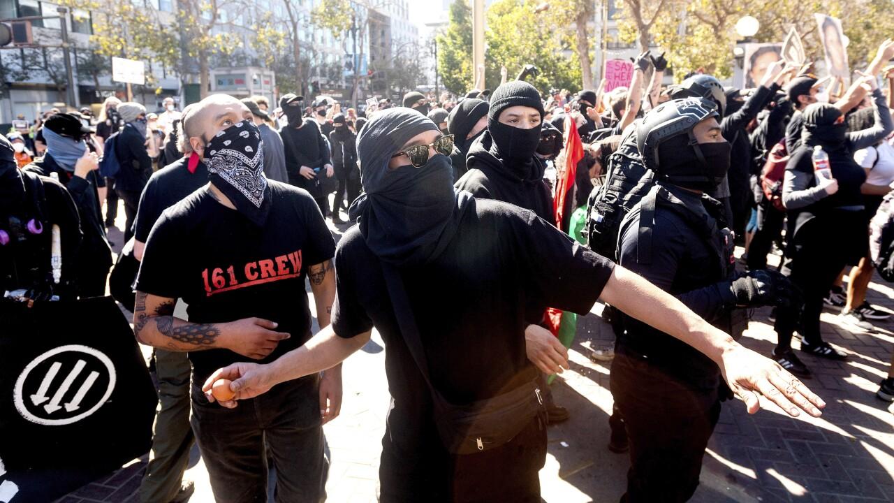 Protest San Francsico