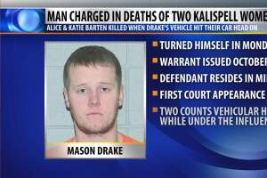 Man accused of July 4th double fatal Flathead accident arrested