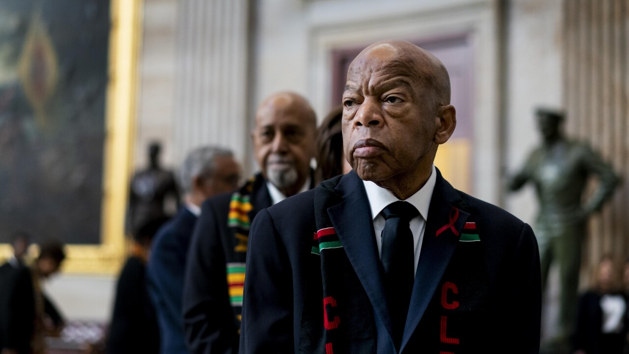 Memorial service to be held for Rep. John Lewis in Alabama hometown Saturday