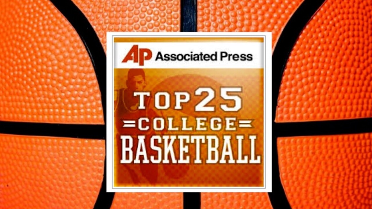 AP Top 25 College Basketball