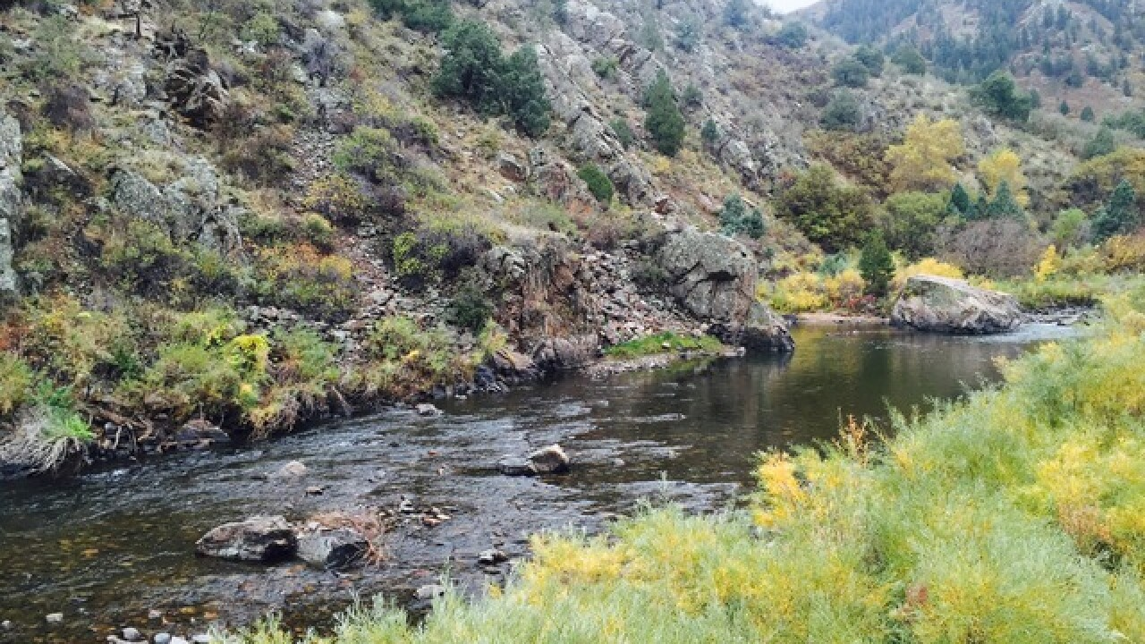 Waterton Canyon closing on weekdays from Sept. 6, 2016 to November 2016