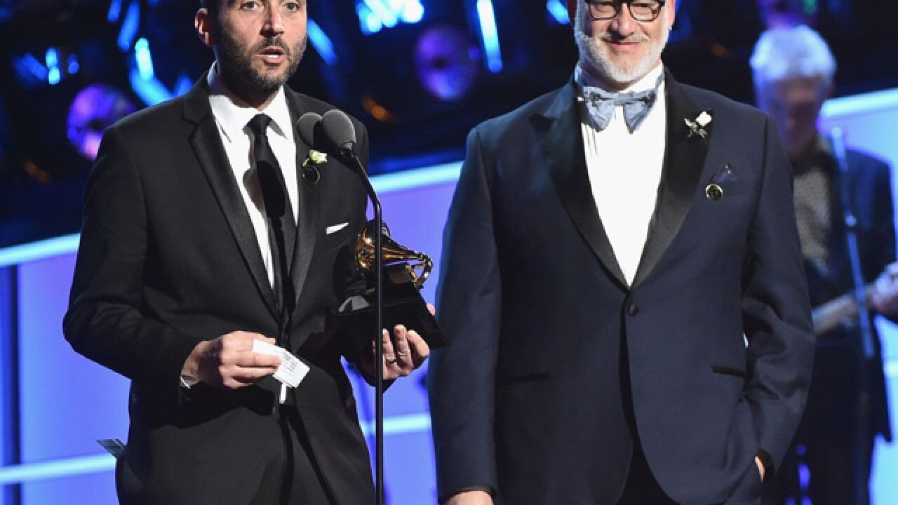 Walnut Hills and UC grad wins Grammy for Voyager record project