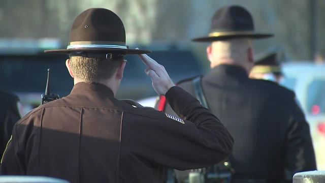 PHOTOS: Deputy Jacob Pickett's funeral