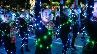 The top holiday light displays around the Valley