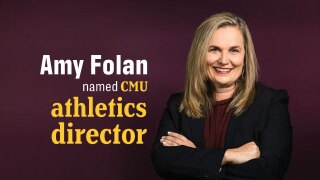 Central Michigan University hires Amy Folan as new athletic director