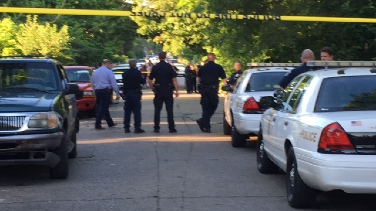 Person found shot dead on Indy's northeast side