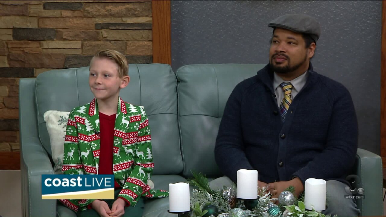 Previewing Dickens' A Christmas Carol on CoastLive