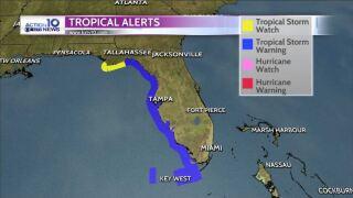 Tropical Alerts