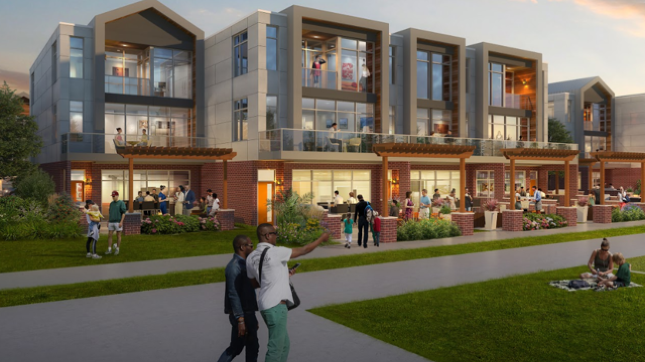 Titletown announces plan for residences