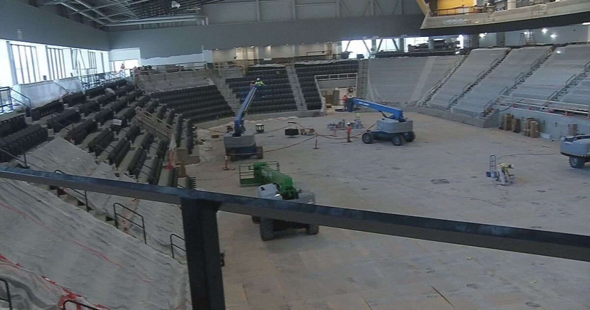 robson arena article.