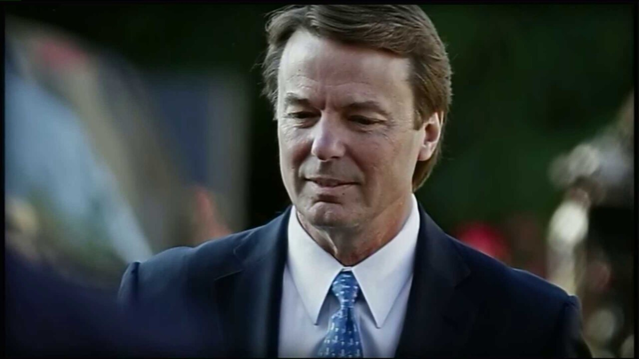 "John Edwards case ""has holes"""