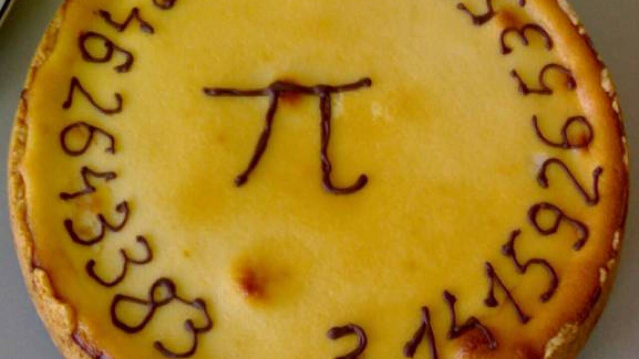 It's not just 3.14. Man can recite Pi equation to 70,000 digits
