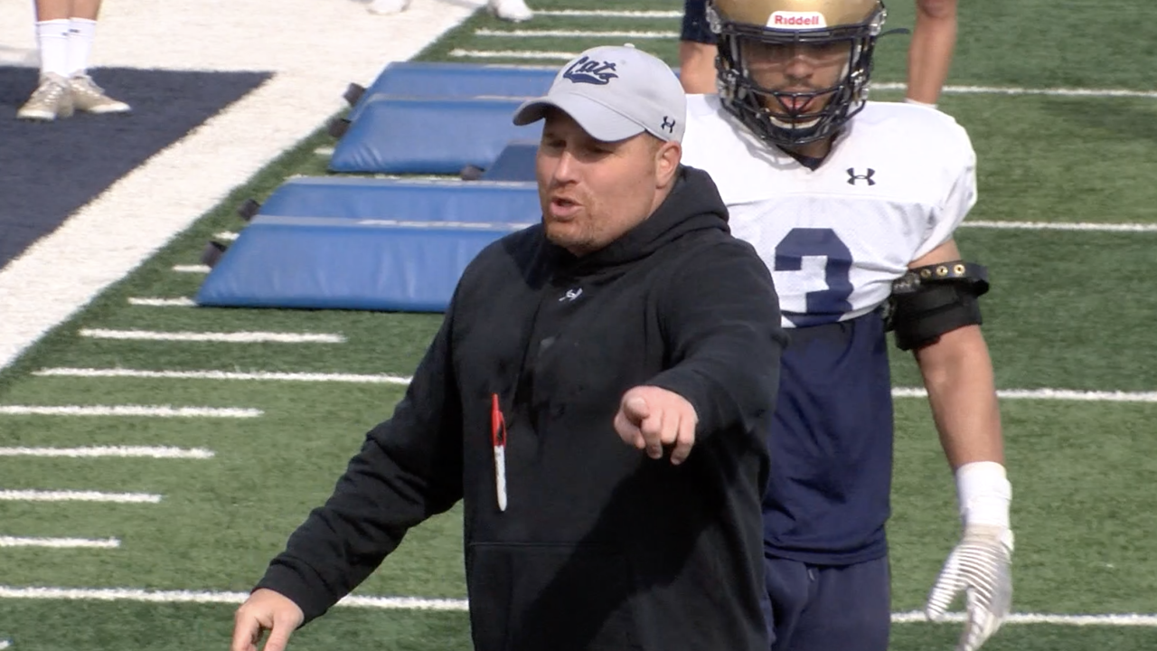 Montana State Defensive Line Coach Shawn Howe