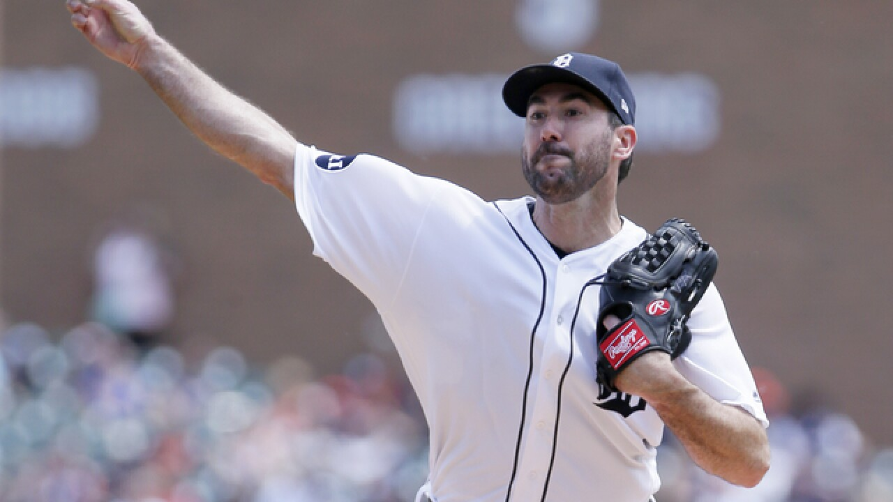 Brewers interested in DET's Verlander, Wilson
