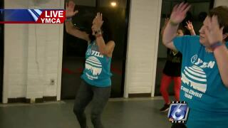 4th Annual Zumbathon helping youth programs at the YMCA