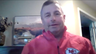 Chiefs Assistant Coaches Zoom Call