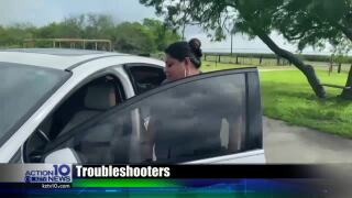 Roxanne Guartuche asks The Troubleshooters for help