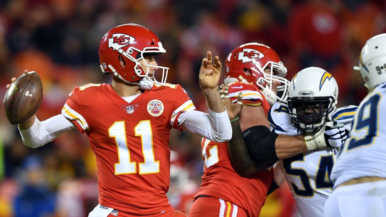 Redskins agree to trade for Chiefs quarterback AlexSmith