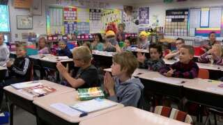 Emily Dickinson Elementary School awarded One Class At A Time check
