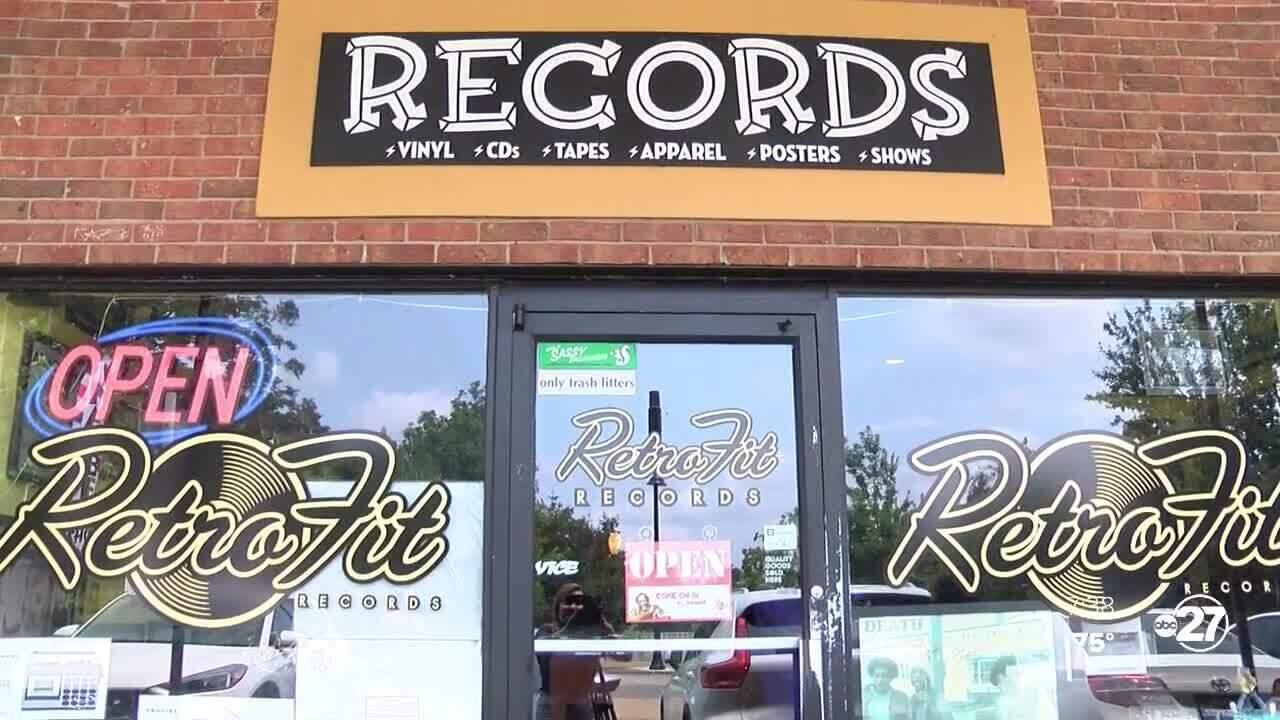 Retro Fit Records