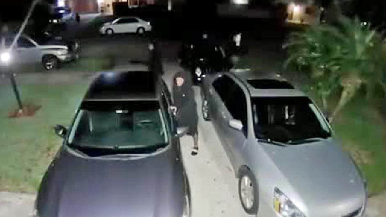 Surveillance cameras alert neighbors, Boca Raton police arrest three teens