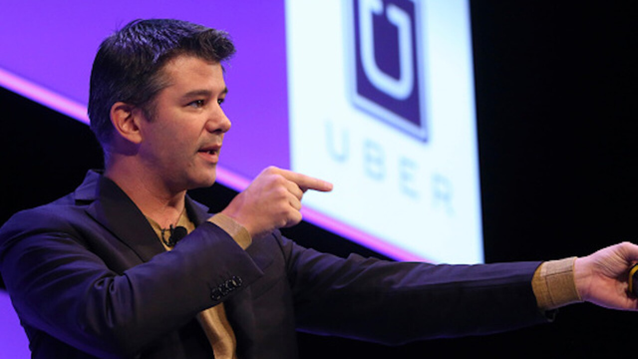 Uber CEO drops out of Trump's business advisory council