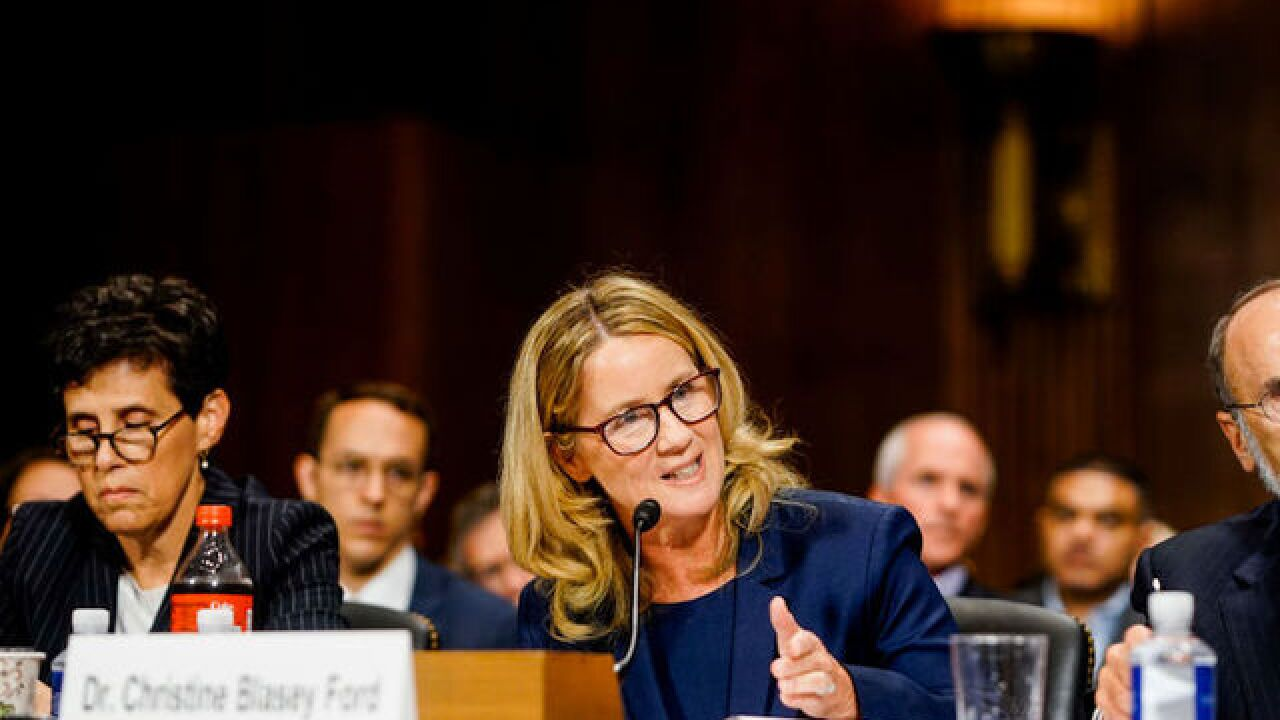 Attorneys: Christine Blasey Ford doesn't want Kavanaugh impeached, has no regrets