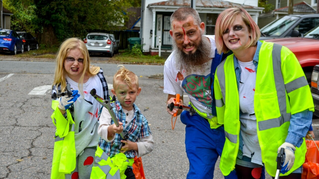 Keep Suffolk Beautiful to host second 'Zombie Litter Cleanup' on October 26
