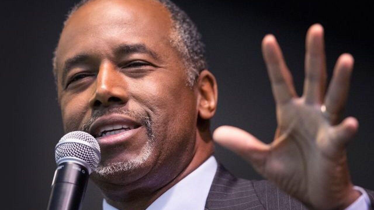 Ben Carson will skip the upcoming GOP debate in Detroit