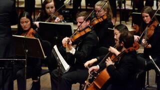 MSU Sympony Orchestra