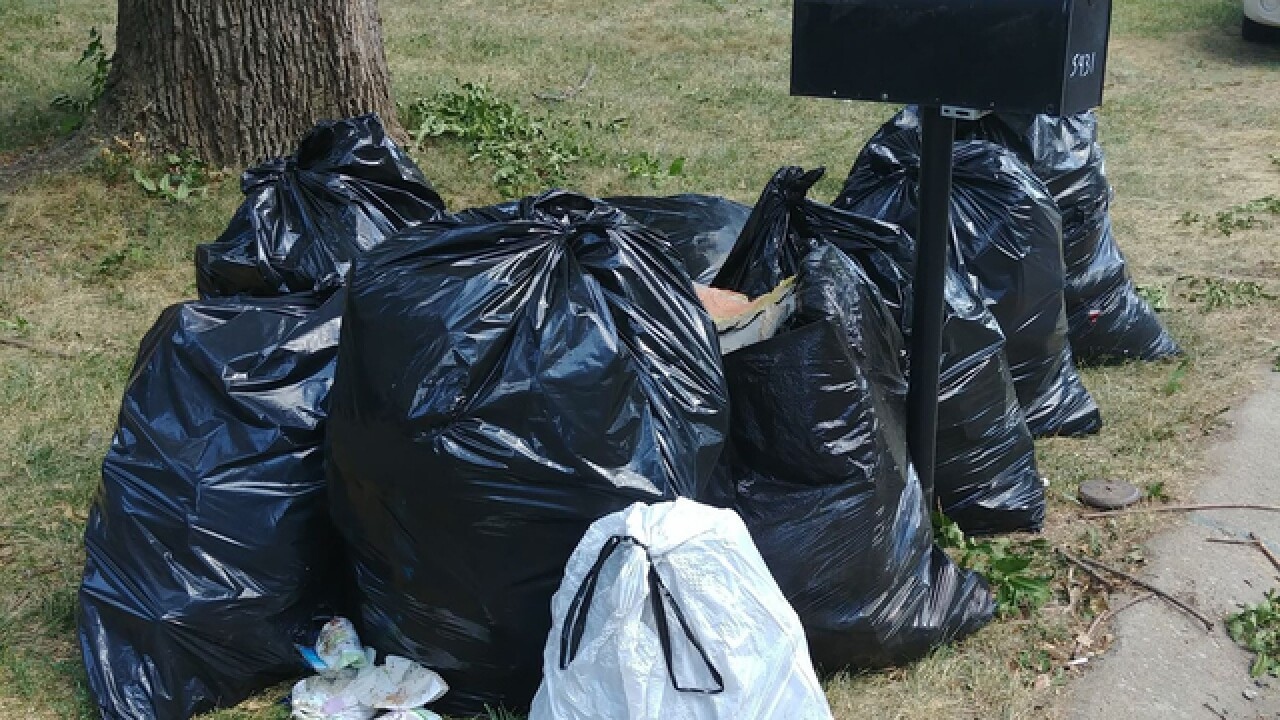 KC councilman criticizes 'poor trash service'