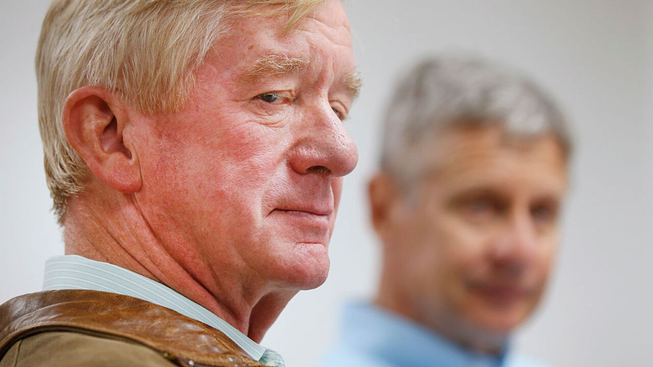 Former Mass. Gov. Bill Weld officially announces he is challenging Trump for GOP nomination in 2020