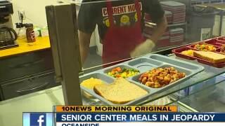 Oceanside senior meals program in danger of disappearing