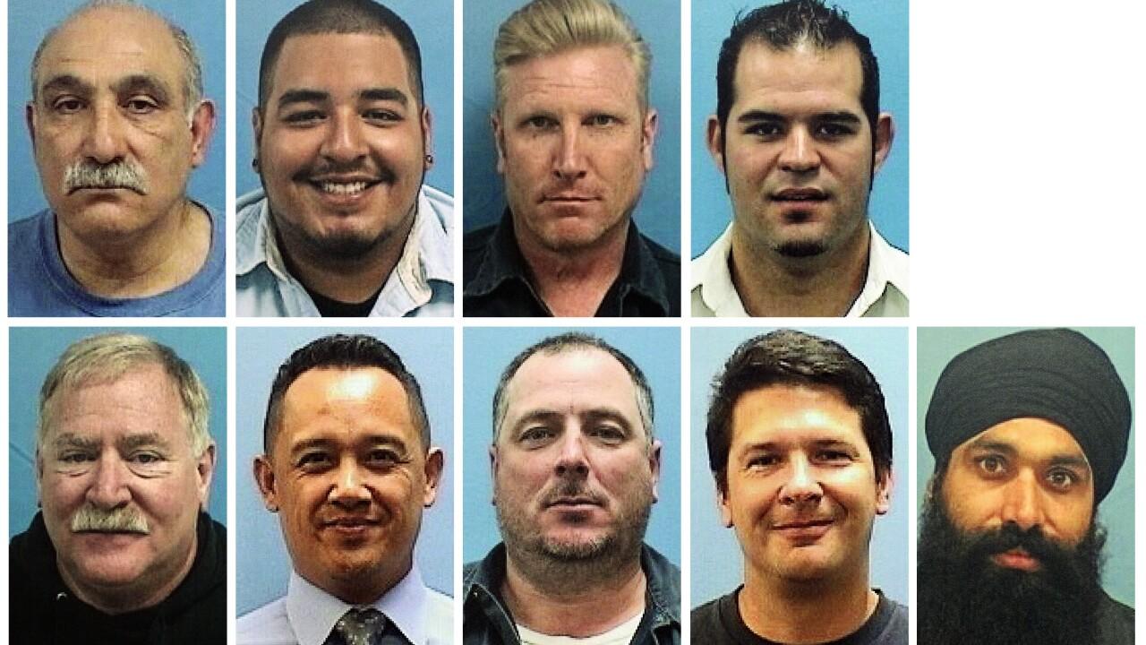Rail Yard Shooting California Victim Vignettes