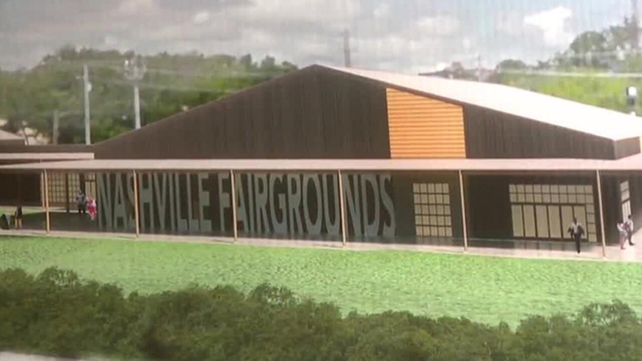 On the Rise: Nashville breaks ground on new Fairgrounds facilities