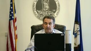 Virus Outbreak Virginia Governor
