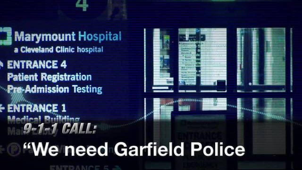 Cleveland hospitals share in violence nationwide