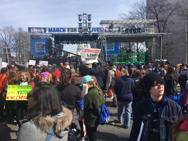March for Our Lives Washington, DC