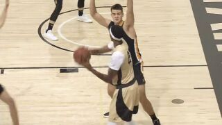 CC v UCCS men's basketball