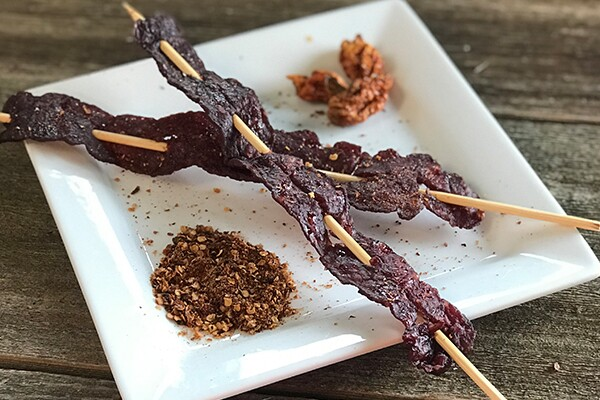World's Hottest Beef Jerky at All Things Jerky