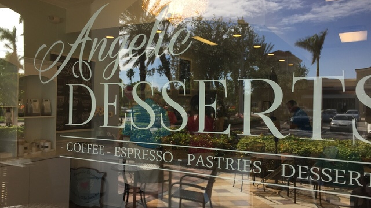 "Naples bakery a ""dream come true"""